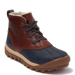 Women's Timberland Mt. Hayes Chukka Leather Boots